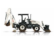 Terex TX760B backhoe loader