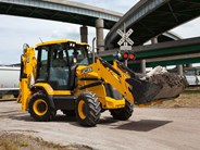 JCB 3CX Compact backhoe loader
