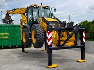 JCB 5CX backhoe loader