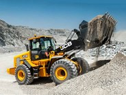 JCB 455ZX wheel loader
