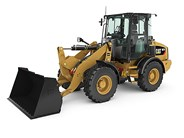 Caterpillar 907K wheel loader