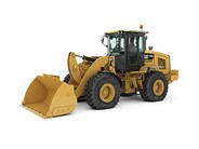Caterpillar 938M Aggregate Handler Wheel Loader