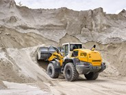 Liebherr L 576 XPower Wheel Loader