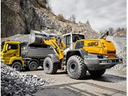 Liebherr L 580 XPower Wheel Loader