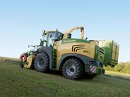 Krone Big X Forage Harvesters