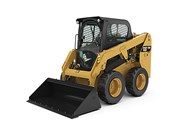 Caterpillar 226D skid steer loader