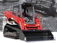 Takeuchi TL12V2 skid steer loaders