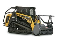 ASV Posi-Track RT-120 Forestry compact track loader