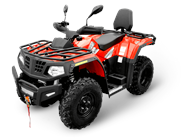 Crossfire X400 atv 4WD
