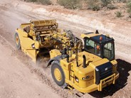 Caterpillar 623H elevating scraper