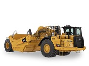 Caterpillar 631K Tier 2/Stage II scraper