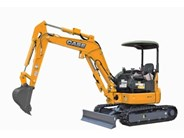 Case CX18B mini excavator