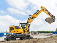 Liebherr A 912 Compact Litronic