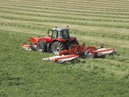 Kuhn FC 8830 mower conditioners