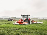 Kuhn FC 9530 mower conditioner