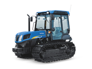 New Holland TK4000 crawler tractor