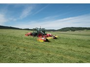 Poettinger Novacat A10 mower conditioner