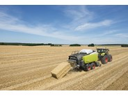 Claas Quadrant 5300 rectangular baler