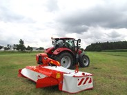 Kuhn FC 284 mower conditioners