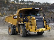 Caterpillar 772G rigid dump truck