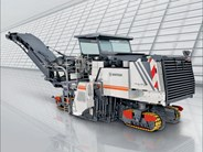 Wirtgen 3800 CR cold recycler