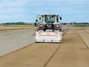 Wirtgen WS series tractor towed stabilisers
