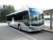 Custom Coaches CB80 e-Bus