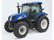 New Holland T6000 series tractors