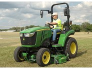John Deere 2036R Compact Utility Tractor