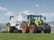 Claas Arion 460-410 series tractors