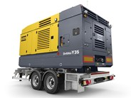 Atlas Copco DrillAir Y35