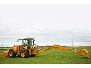Hydrema 900E series backhoe loaders