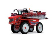 Bargam MAC XLJ self propelled sprayers