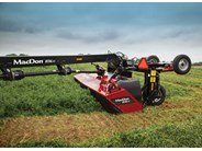 MacDon R116 mower conditioners
