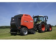 Kuhn VB3165 Opticut round baler