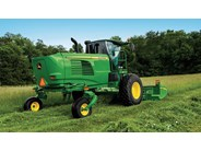 John Deere W235 windrower