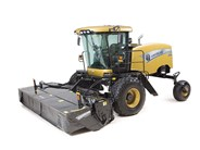 New Holland SR130 windrower