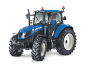 New Holland T5 Series tractors