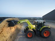 Claas Arion 650-630 tractors