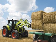 Claas Arion tractors