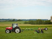 Krone EasyCut TC mower conditioners