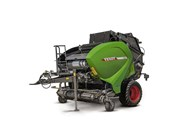Fendt variable chamber round balers