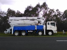 New and Used Concrete pumps For Sale in Australia