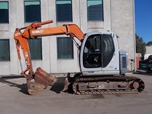 Kobelco - New and Used Kobelco Excavators For Sale in Australia