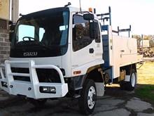 New used isuzu service body trucks for sale 2007 isuzu fss550 publicscrutiny Gallery