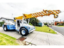 New & Used Franna Cranes Cranes And Lifting For Sale