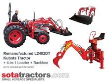 Kubota - New and Used Kubota Tractors For Sale in Australia