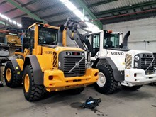 New & Used Volvo Loaders For Sale