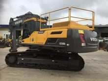 Volvo - New and Used Volvo Excavators For Sale in Australia