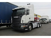 New & Used Scania Trucks For Sale